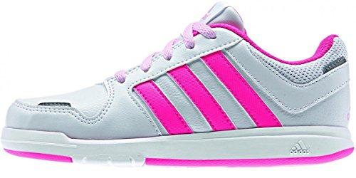adidas LK Trainer 6 K - Zapatillas para niño blanco