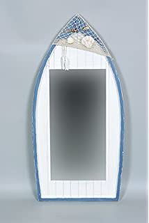 large boat mirror