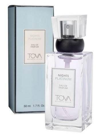 Nights Perfume Tova - Tova Nights Platinum By Tova For Women. Eau De Parfum Spray ~ 1.7 (Boxed)