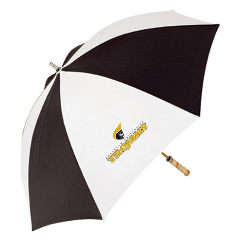 Anderson 62 Inch Black/White Umbrella 'Official Logo' by CollegeFanGear
