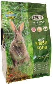 Exotic Nutrition Young Rabbit Food 5 lb.