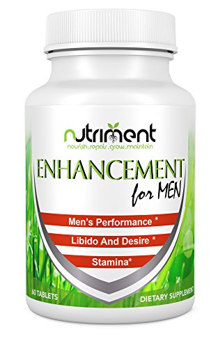Enhancement For Men- Natural Male Enhancement Pills- Increase Size Length and Girth- Increase Erection Quality and Sexual Stamina- Boost Testosterone - Results You Can See and Feel