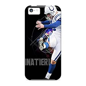 MMZ DIY PHONE CASEPremium Durable Indianapolis Colts Fashion Tpu ipod touch 5 Protective Case Cover