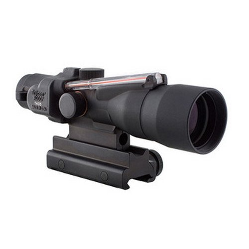 Cheap Trijicon TA33-C-400164 ACOG 3x30mm Compact Dual Illuminatedx 40mm, Red Crosshair .300 Blackout 115/220gr Ball Reticle, Colt Knob Thumbscrew Mount