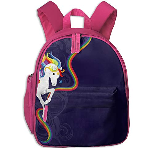 OUGC65FD Rainbow Brite And Starlite Memories School Backpack For Student Kid Child Girl Boy Backpack School - Backpack Rainbow Brite