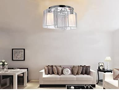 Plafoniere Tessuto Design : Maxmer plafoniera lampadari design moderno lampada a soffitto filo