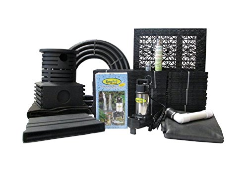 EasyPro Pond Products JAF2 Just-A-Falls 11′ Waterfall Kit, Medium
