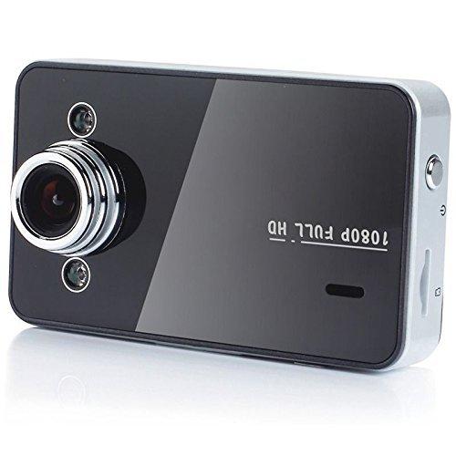 (K6000 HD 1080P Vehicle Blackbox DVR Camcorder Car Camera with 2.4