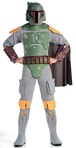 Rubie's Men's Star Wars Adult Boba Fett,