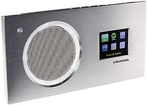 """Grundig Cosmopolit 8 Web Dab+ - Radio (Portátil, Analógica, Dab,Dab+,FM,PLL, 1,5 W, 7,7 cm, 7,62 cm (3""""))"""