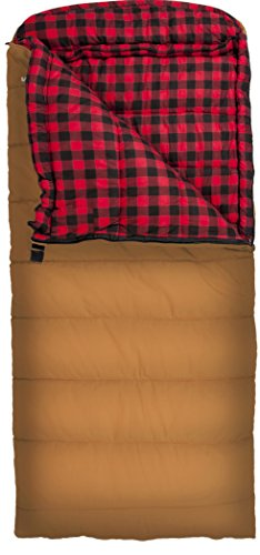 TETON Sports Deer Hunter Sleeping Bag Warm and Comfortable Sleeping Bag Great for Fishing, Hunting, and Camping Great for When it s Cold Outdoors