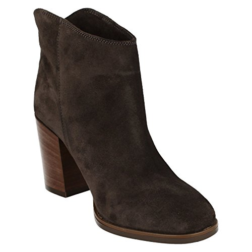 Lora Lana - Dark Grey Suede