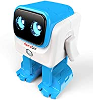ECHEERS Kids Toys Dancing Robot for Boys and Girls, Educational Dancing Robot Toys for Kids with Stereo Blueto