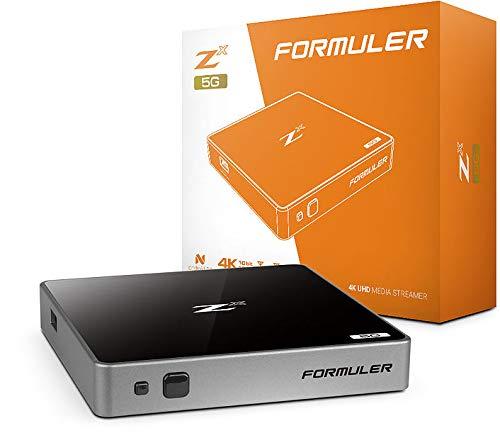 Formuler ZX (2nd Gen) 5G Dual Band Wifi - 4K UHD Android OTT Box