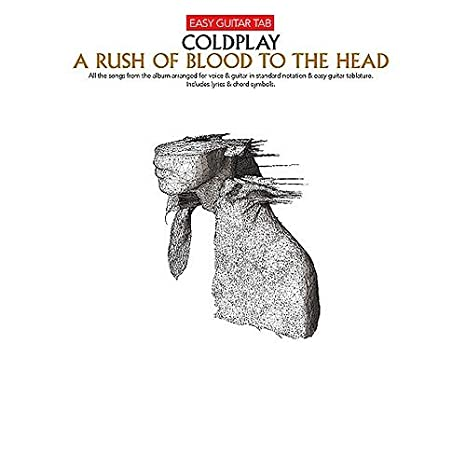 Coldplay: A Rush Of Blood To The Head (Easy Guitar Tab ...