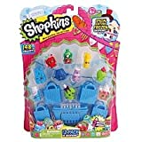 Shopkins 12 Pack with Limited Edition Frozen Shopkins  -Assorted