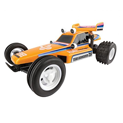 Team Associated 20152 RC28 Ready to Run Buggy, 1/28 Scale, 2WD, with Battery, Charger, 2.4Ghz Transmitter from Team Associated