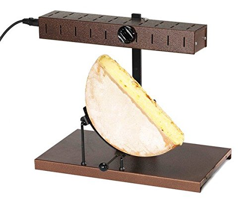 Bron Coucke RACL02 0.5 In. Cheese Wheel Raclette Machine