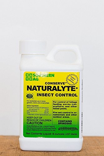 (Southern Ag 08612 Conserve Naturalyte Insect Control Insecticide, 16oz)