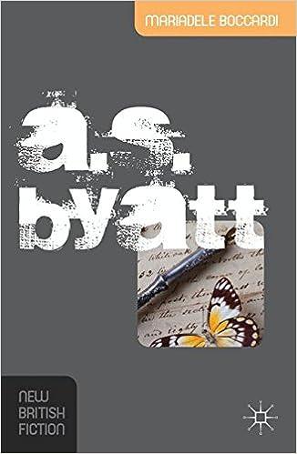 Book A.S. Byatt (New British Fiction)