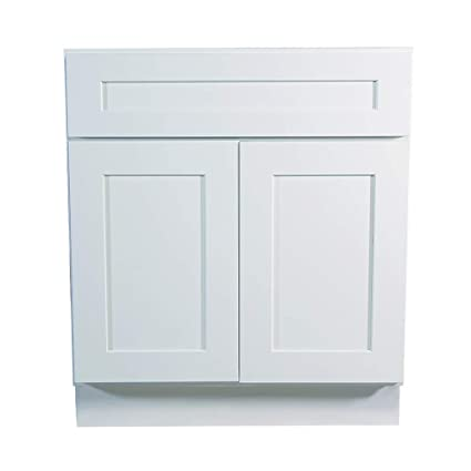 Amazoncom Design House 561472 Brookings 30 Inch Sink Base Cabinet