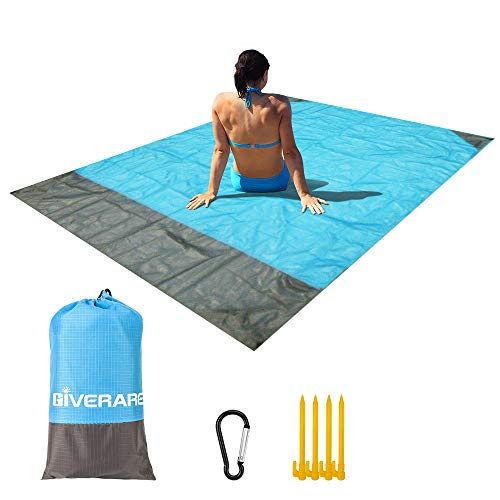 GIVERARE Sandfree Blanket Waterproof Festival