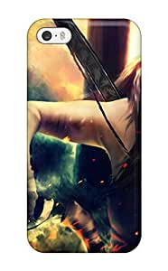 High-quality Durable Protection Case For Iphone 5/5s(tomb Raider Reborn)