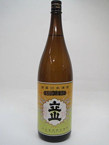 銀嶺 立山 特別純米酒 1800ml