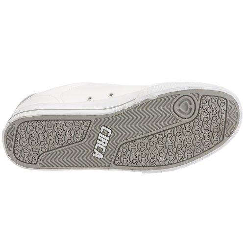 C1RCA Herren Lopez 50 Sneaker Weiß grau