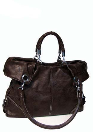 Spacious and stylish, this large women handbag will be with you during any event., Bags Central