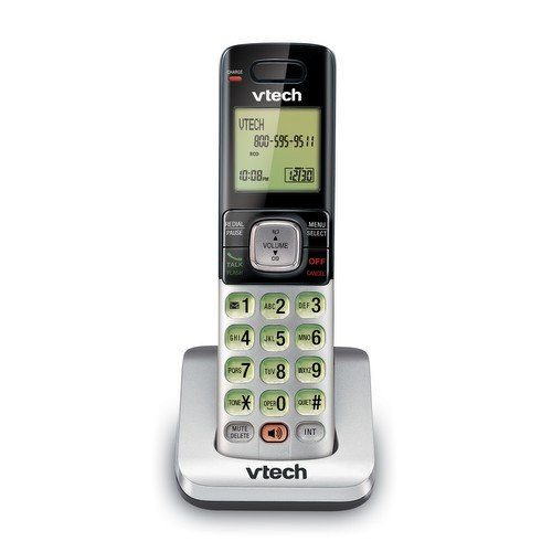 VTech CS6709 Accessory Handset with Caller ID/Call Waiting for Vtech CS6719, CS6729, CS6759, CS6829 or CS6859,