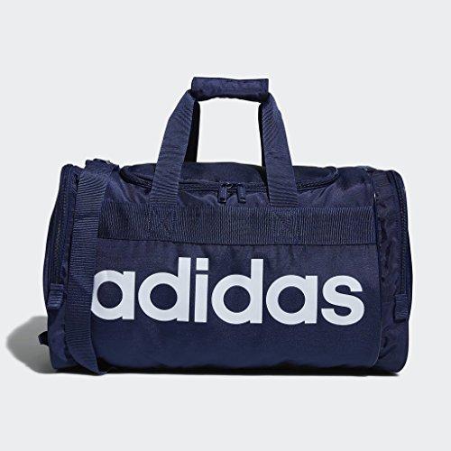 adidas Santiago Duffel Bag, Dark Blue, One Size