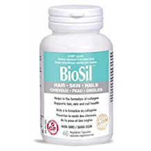 BioSil 46 caps Hair Skin Nails Choline-stabilized Orthosilicic Acid / BioSil Cheveux Peau Ongles 46 capsules