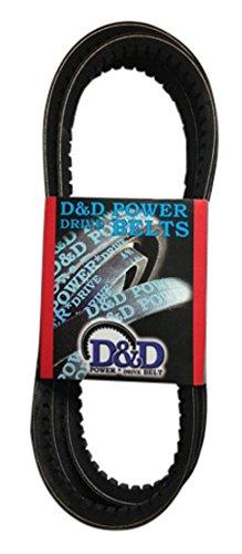 51.77 Length 1 -Band D/&D PowerDrive 291019K21 Case Ih Replacement Belt Rubber 17