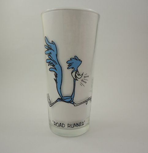 (Pepsi Collector Series Glass, Road Runner 1973)