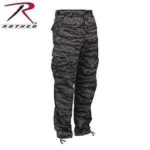 Rothco Bdu Pant Tiger Stripe - Longs, Medium