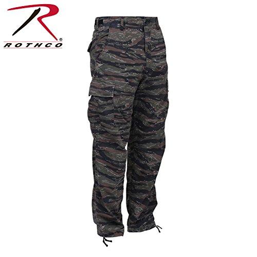 Rothco Bdu Pant Tiger Stripe - Longs, (Rothco Tiger)
