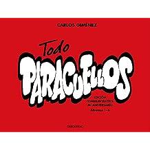 Todo Paracuellos: Edición conmemorativa 40 aniversario (Álbumes 1-6) (Spanish Edition)