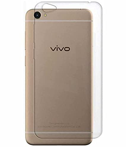 newest f4b66 6d136 COVERNEW Back Cover Vivo Y1610::Vivo Y55 - Transparent