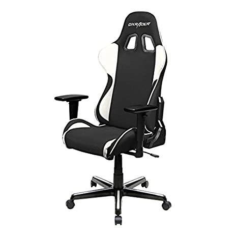Incredible Dxracer Fh11 Nw Black White Formula Series Racing Bucket Seat Office Chair Gaming Ergonomic With Lumbar Support Pdpeps Interior Chair Design Pdpepsorg