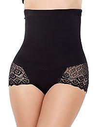 Invisable Body Shaper High Waist Tummy Control Panty Slim Butt Lifter Waist Trainer