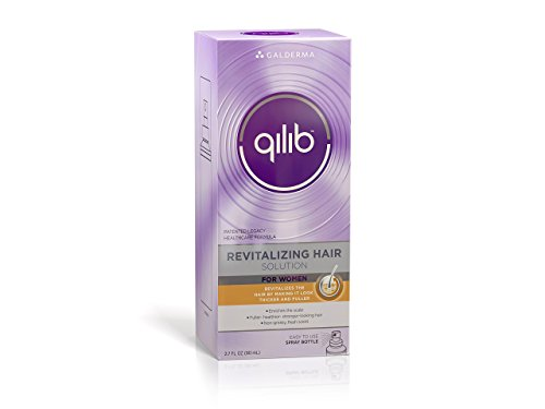 Price comparison product image qilib Revitalizing Hair Solution, Women, Fresh Scent, 2.7 Fluid Ounce