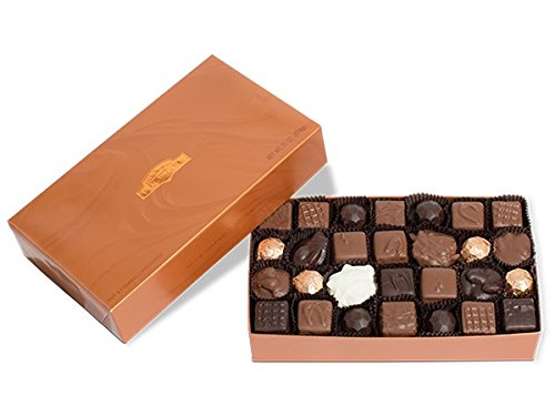 Rocky Mountain Chocolate Factory Nut and Caramel Chocolates Gift Box, 31 Ounce