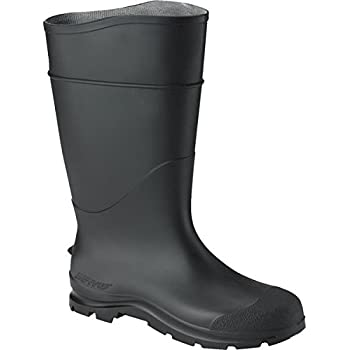 863ce00daaca7 SAS Safety 7130-07 Rubber Work Boots with Non-Steel Toe, 16