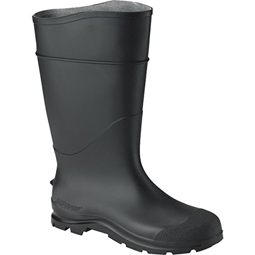 Norcross Safety Boot Pvc Pln Toe 16In Black 13 18822-13 by Norcross