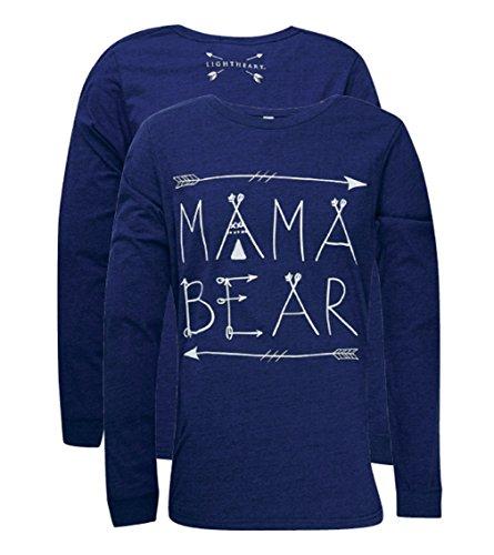 Heart Womens Light T-shirt - 4