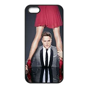 iphone5 5s phone cases Black Olly Murs cell phone cases Beautiful gifts PYSY9387125