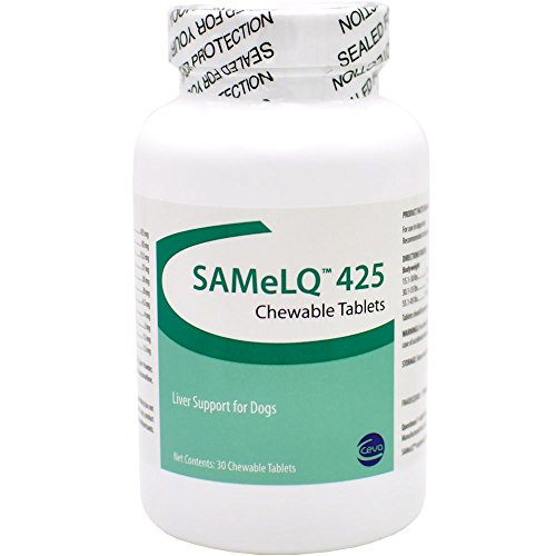 Vitality SAMeLQ 425 Chewable Tablets 30 ct