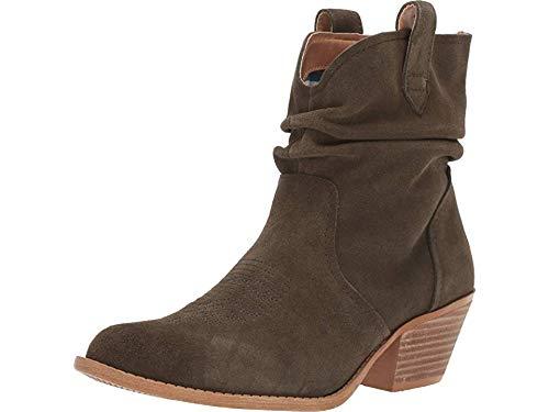 (Dingo Fashion Boots Women Jackpot Round Toe 6