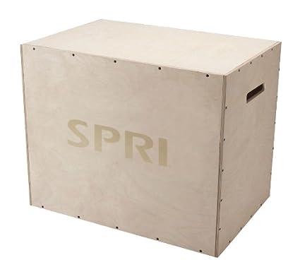 Amazon.com : SPRI Wooden Plyo Jumping Box : Sports \u0026 Outdoors